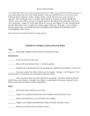 Checklist_for_Writing_a_Literary_Researc