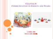 0128-Group and Team Communication