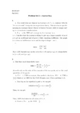 Problem Set 2_fall 2012_ans