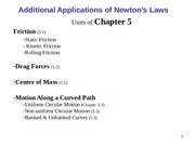 CH05+Additional+Apps+of+Newton's+Laws