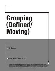 Grouping Defined Moving