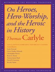 Thomas Carlyle - On Heroes, Hero-Worship, and the Heroic in History.pdf