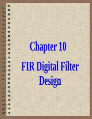 Chapter-10-FIR.ppt
