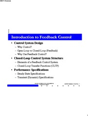 FeedbackControl