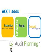 ACCT 3444 Week 4 (Ch 4) PowerPoint_Student Version.ppt