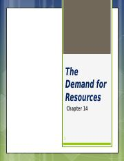 Chapter+14+-+The+Demand+for+Resources (1).ppt