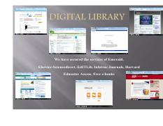 About the Digital Library