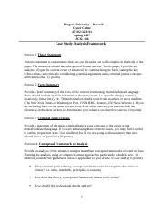 Case Study Analysis Framework _Cyber Crime(1).docx