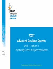 7023T - S11 Introducing business intelligence applications.pptx