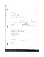 mth244 mechanics notes