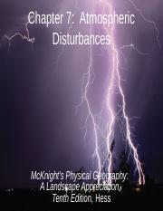 7AtmosphericDisturbances