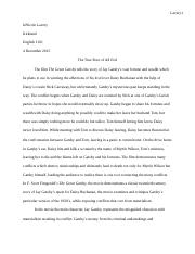 Essay #3 Movie Analysis .docx