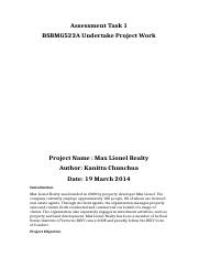 Assessment 1_Undertake Project Work.docx
