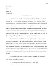 Samantha Ell Significant Event Essay FINAL.docx