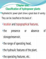 Classification of Hydropower Plants.2.pdf