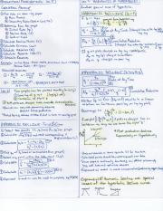 Condensed Notes 3