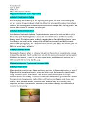 Physical Development Activities.docx