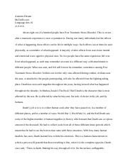 Ehrsam, The Book Thief Essay.docx