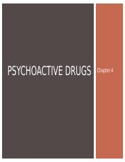 Psychoactive Drugs.ppt