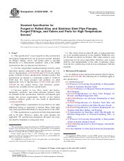 A 106 - A 106M - 15 pdf - Designation A106/A106M − 15 Used
