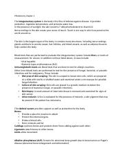 Phlebotomy chapter 4 PP notes.docx