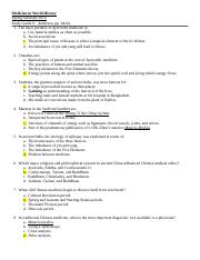 STUDY GUIDE 5