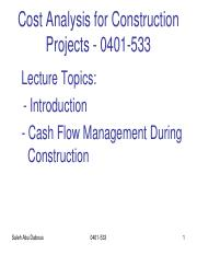 Cash Flow Analysis - During Construction.pdf