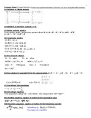 classes_winter07_113AID181_SelfEvaluation_2_Chem113A_W07_formula