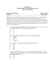 Economics+102+Sample+Multiple-Choice+Questions+for+Exam+1+W2016.pdf