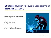 Chapter 9,10-Strategic HRM 2 for printing