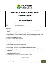 Project Management - Exam.pdf
