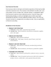 Cost-Structure-Overview.docx