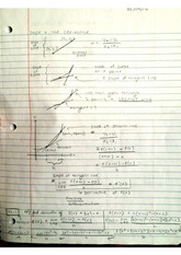 Slope and Derivative Notes