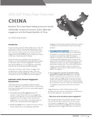 Bauschard China Topic Analysis
