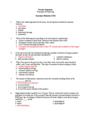 consumer behavior midterm study guide Midterm study guide the cost of choice 2 purposeful behavior individuals look for unlimited wants budget line schedule or curve that shows various combinations of two products a consumer an purchase with a specific money income attainable and unattainable.