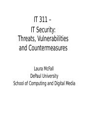 IT SecurityThreats Vulnerabilities and Countermeasures (1).ppt