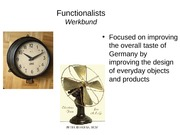 Functionalists Powerpoint