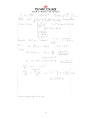 ENGR 224 Set 3 Solutions