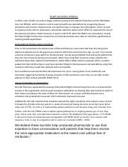 Health Care Reform Initiatives.docx