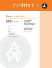 U1.1 Datos y estadística
