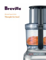 Breville_Group_Limited_2011_Annual_Report