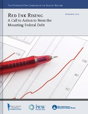 Red Ink Rising - A Call to Action to Stem the Mounting Federal Debt