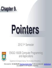 Chapter_9_Pointers_notes on later part