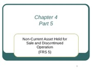 Chapter04_Part5_Non-Current_Asset_Held_For_Resale