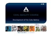 Carbonisation 06 - Development of the Coke Battery