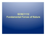 ch3a_fundamental forces of nature