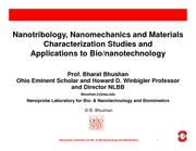 10 Nanotribology