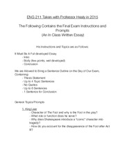 an expository essay on choices and consequences forest and wildlife conservation essay