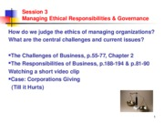 ADMS1000 -Lecture3ManagingEthicalResponsibilities_Governance