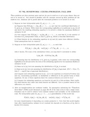 Homework G on Nonlinear Models for Univariate and Multivariate Response